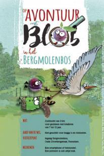 Op avontuur met Blob in het Bergmolenbos