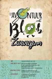 Op avontuur met Blob in Zwevegem