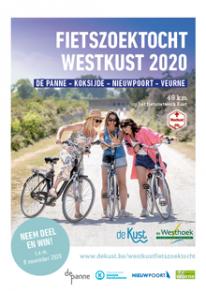 Fietszoektocht Westkust 2020