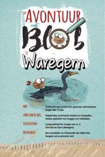 Op avontuur met Blob in Waregem