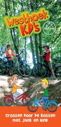 Crossen door de bossen met Jaek en Nink