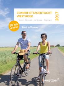 Zomerfietszoektocht - Start Veurne
